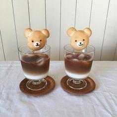 "3,050 likerklikk, 36 kommentarer – Ran (@konel_bread) på Instagram: "". . 2枚目pic 横から見た図がなんともいえないです . . #コップのふちのくま子さん  . . # #bread #homemade #baking #bear #kawaiifood…"""