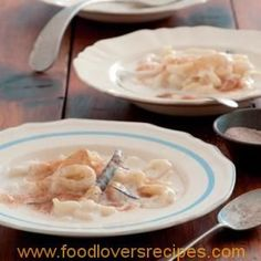 MELKKOS SNYSELS South African Recipes, Ethnic Recipes, No Dairy Recipes, Macaroni And Cheese, Soup, Cooking, Desserts, Milk, Kitchen