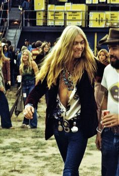 Gregg Allman with Twiggs Lyndon, Trenton, New Jersey, 1972: Harry Sandler.