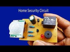 How to make easy home security circuit at home – www.yarbnas.com