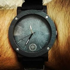 wood & stone watches love close-ups - handcrafted with passion by Plantwear