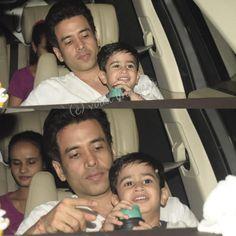At Rani Mukherji's daughter Adira's birthday bash, Akshay Kumar's daughter Nitara, Karan Johar's kids come to party   bollywood   Hindustan Times