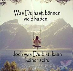 ▷ ideas for inspirational sayings that change your life ▷ Ideen für inspirierende Sprüche, die Ihr Leben verändern werden thoughtful quotes what you have can have many what you are none can be - German Quotes, French Quotes, Spanish Quotes, Morning Greetings Quotes, Good Morning Quotes, Me Quotes, Motivational Quotes, Inspirational Quotes, Quote Citation