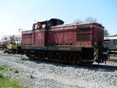 V 60 11011 der Fränkischen Museumseisenbahn