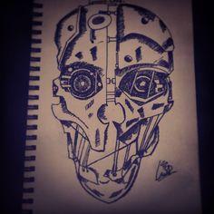 Corvo's mask (my version. Maybe :))