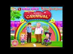 Explore awesome Carnival Fair with Baby Hazel and Matt. https://www.youtube.com/watch?v=4h4Fd45Pn5A