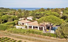 Beautiful #luxury #villa close to the beach in #Saint #Tropez