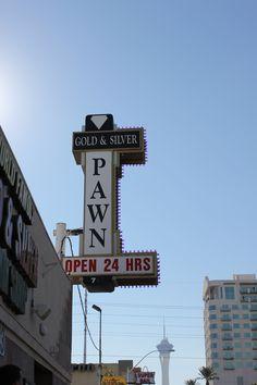 Pawn Stars- Las Vegas, On my husbands list to see!