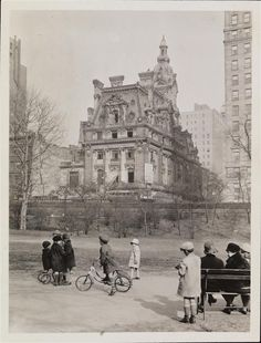 Gilded Age NYC ~ The William A. Clark Residence Demolition
