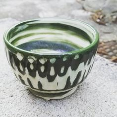 変な模様が出た #練り込み#しのぎ皿#陶芸#pottery#ceramics