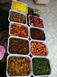 Surinam food!