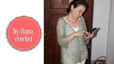 Crochet duster by Oana