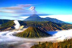 The Beauty of Mount Bromo, Indonesia | Beautiful Indonesia