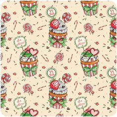 Natalia Tyulkina. 2013. happy Valentine's Day patterns. https://www.behance.net/gallery/6577013/happy-Valentines-Day-patterns
