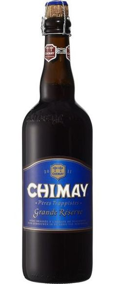Chimay Grand Reserve: Strong Dark Beer from Belgium…
