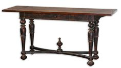 Accent Furniture Burhan Console Table by Uttermost