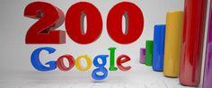 Lista fattori che influenzano google nel posizionamento, con testata in 3D