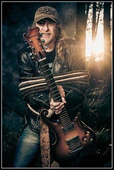 Rafa Kas #guitarrista #retrato #strobist #guitarra