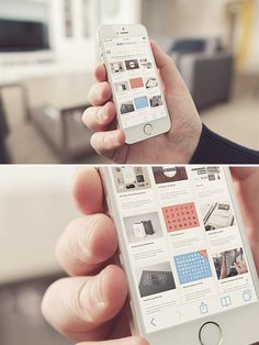Today's special is a super clean and sharp iPhone mock-up fromZedProMedia,perfect to present your app or web theme. Replace the screen easily vi...