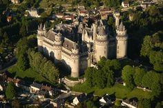 "Chàteau de Pierrefonds, Pierrefonds, France      The tv show ""Merlin"" on BBC was filmed in this castle."