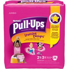 Get Huggies Pull-Ups for just $4.48 at CVS right now!