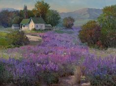 Kent R. Wallis (1945 - …) – Pintor Americano_3
