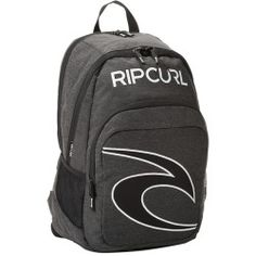 Rip Curl - Ozone Backpack (Grey) - Bags and Luggage - product - Product Review