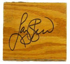AAA Sports Memorabilia LLC - Larry Bird Signed Celtics Boston Garden Original Parquet 4x4 Floor Piece (BIRFLO200), $294.95 (http://www.aaasportsmemorabilia.com/nba/boston-celtics/larry-bird/larry-bird-signed-celtics-boston-garden-original-parquet-4x4-floor-piece-birflo200/)
