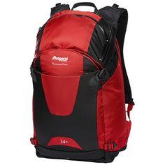 Bergans Backcountry Guide 34L Red/Black