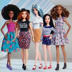 Ken Doll: Barbie Fashionistas, Totally Hair, Furniture & Chelsea 2017 by http://mattelken.blogspot.com.br
