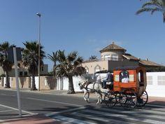 Roquetas de Mar - Paseo del Mar ***photo: Robert Bovington #Roquetas de Mar article: http://www.unique-almeria.com/roquetas-de-mar.html  #Spain #travel #Robert_Bovington #Roquetas