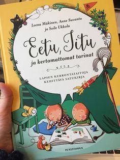 Lastenkirjablogi, jossa esitellään erilaisia lasten- ja nuortenkirjoja, toisinaan myös mietitään, miten niitä voi hyödyntää opetuksessa.