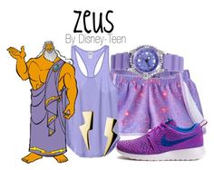 """""""Zeus"""" by disney-teen ❤ liked on Polyvore featuring C9 by Champion, Momentum, NIKE, disney, hercules, disneybound and disneyfashion Champion Clothing, Disney Hercules, New Groove, Disney Bound Outfits, Fandom Fashion, Disneybound, The Little Mermaid, Polyvore Fashion, Disney Bounding"""