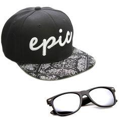 Exclusive Zerouv X Epic BMX Collaboration Snapback Cap Hat e8a1c2e32bc
