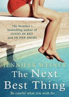 Best Summer Beach Books 2013 - The Next Best Thing by Jennifer Weiner