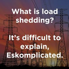 "Regenergy on Instagram: ""Sick of load shedding? Contact Regenergy today for the perfect solution for you! www.regenergy.co.za. #loadshedding #loadsheddingsolutions…"""