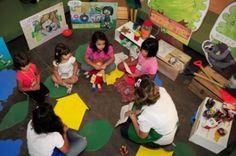 A escola dominical infantil Vamos lá, você sabe como contar histórias bíblicas para os pequenos?
