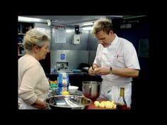Mrs Ramsay's Apple Pudding - Gordon Ramsay