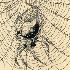 La araña.