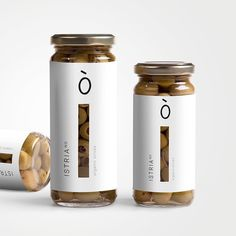 "THEBRANDINGCOLLECTIVE® on Instagram: ""Olives Packaging & Identity For 'ISTRIANO' 