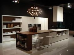 Kitchen Remodel Designs: White Kitchen Floor