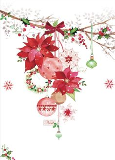 Poinsettia clipart pink - pin to your gallery. Explore what was found for the poinsettia clipart pink Noel Christmas, Christmas Clipart, Vintage Christmas Cards, Christmas Printables, Christmas Pictures, Xmas Cards, Winter Christmas, Christmas Crafts, Christmas Decorations