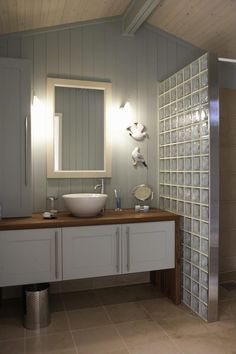 1000 images about salle de bain on pinterest bathroom for Photo de douche italienne