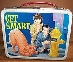 1967 Get Smart lunch box