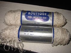 Bucilla Pure Imported Silk