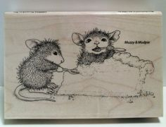 Stampendous! House-Mouse! by erinshomeandhearth