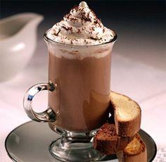 El Café con amareto es una bebidas saborosíssima.
