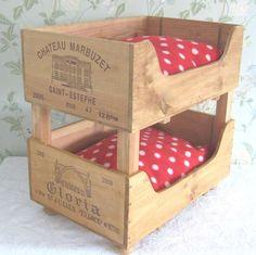 1000 id es sur le th me lits pour chien sur pinterest - Comment fabriquer un lit pour chat ...