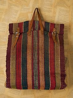 straw market bag.
