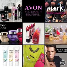 Experience all that AVON has to offer!!! Get your complete look here!